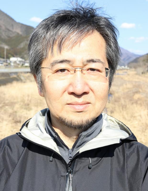 顔写真:佐川志朗