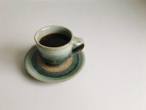 写真:コーヒー(珈琲東屋)